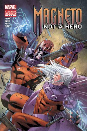 Magneto: Not a Hero (2011) #4