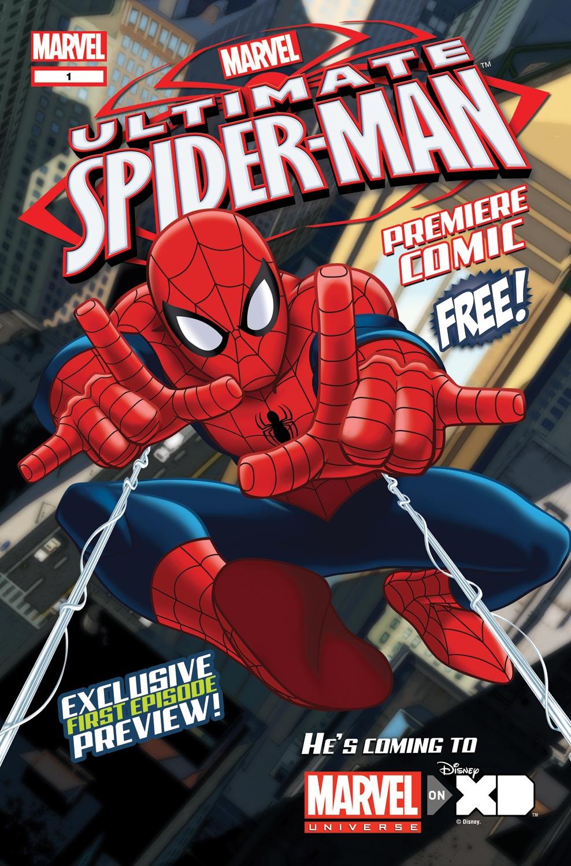 Ultimate Spider-Man Premiere Comic (2012) #1