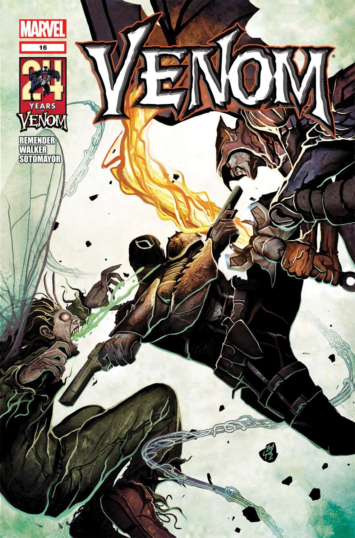Venom (2011) #16