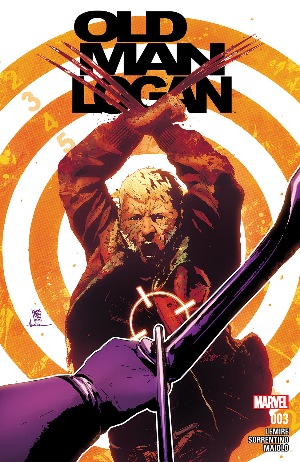 Old Man Logan (2015) #3