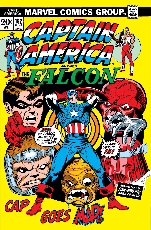 Captain America (1968) #162