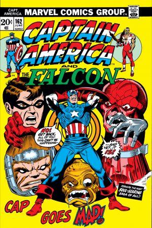 Captain America  #162