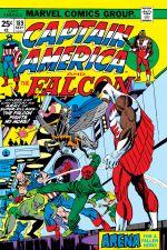 Captain America (1968) #189 cover