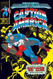 Captain America #400