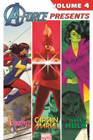 A-Force Presents Vol. 4 (Trade Paperback)