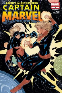 Captain Marvel (2012) #6