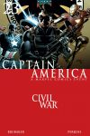 CAPTAIN AMERICA (2004) #23 Cover