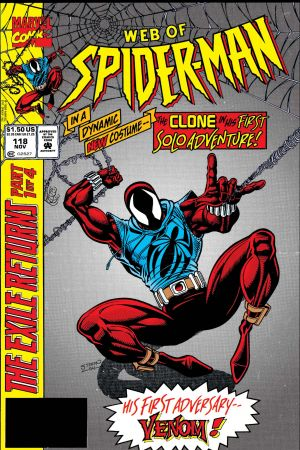 Web of Spider-Man #118
