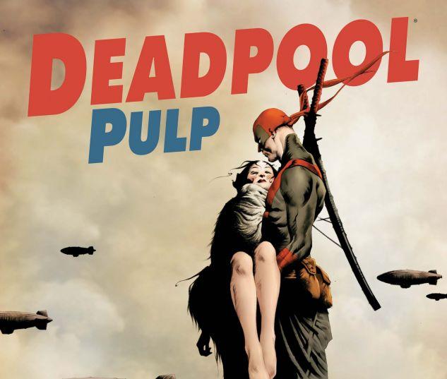 Deadpool Pulp (2010) #4