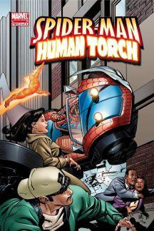Spider-Man/Human Torch #3