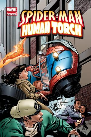 Spider-Man/Human Torch: I'M with Stupid (Digest)