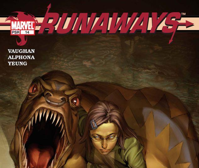 Runaways (2003) #14