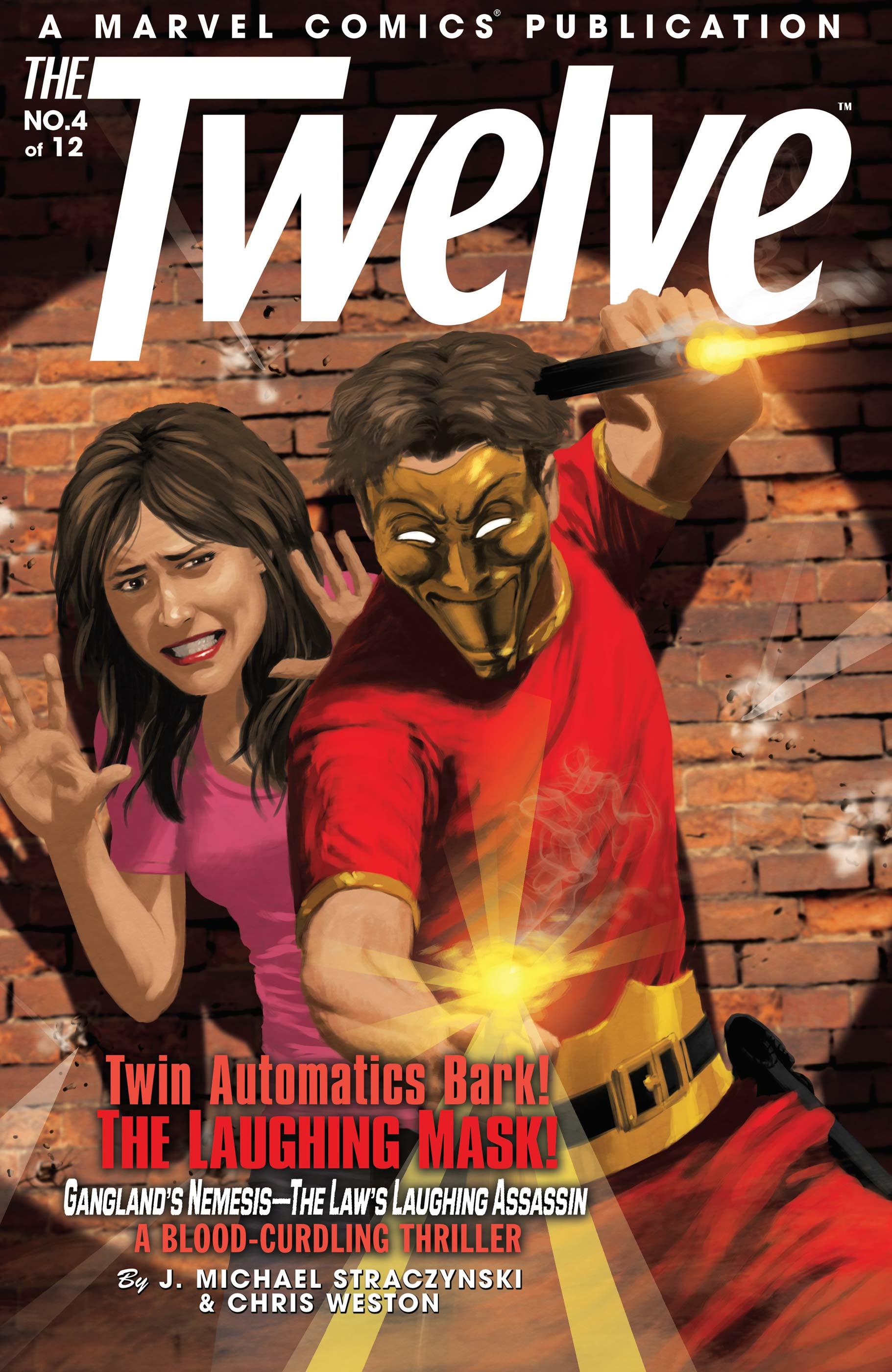 The Twelve (2007) #4