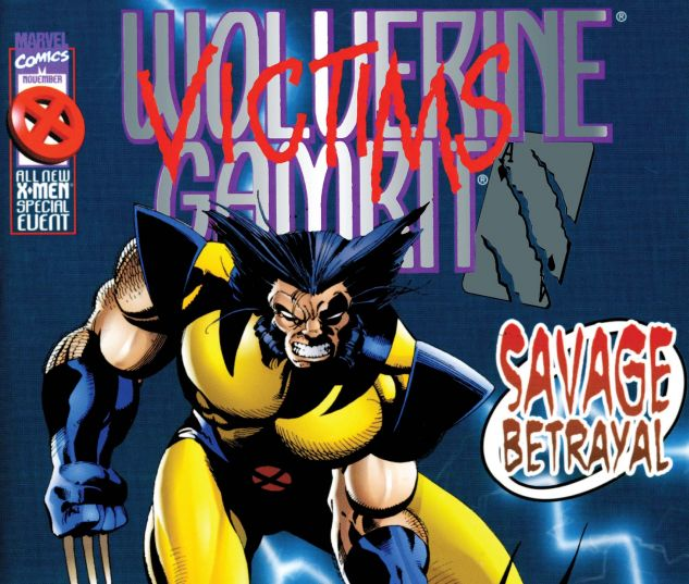 Wolverine & Gambit: Victims (1995) #3