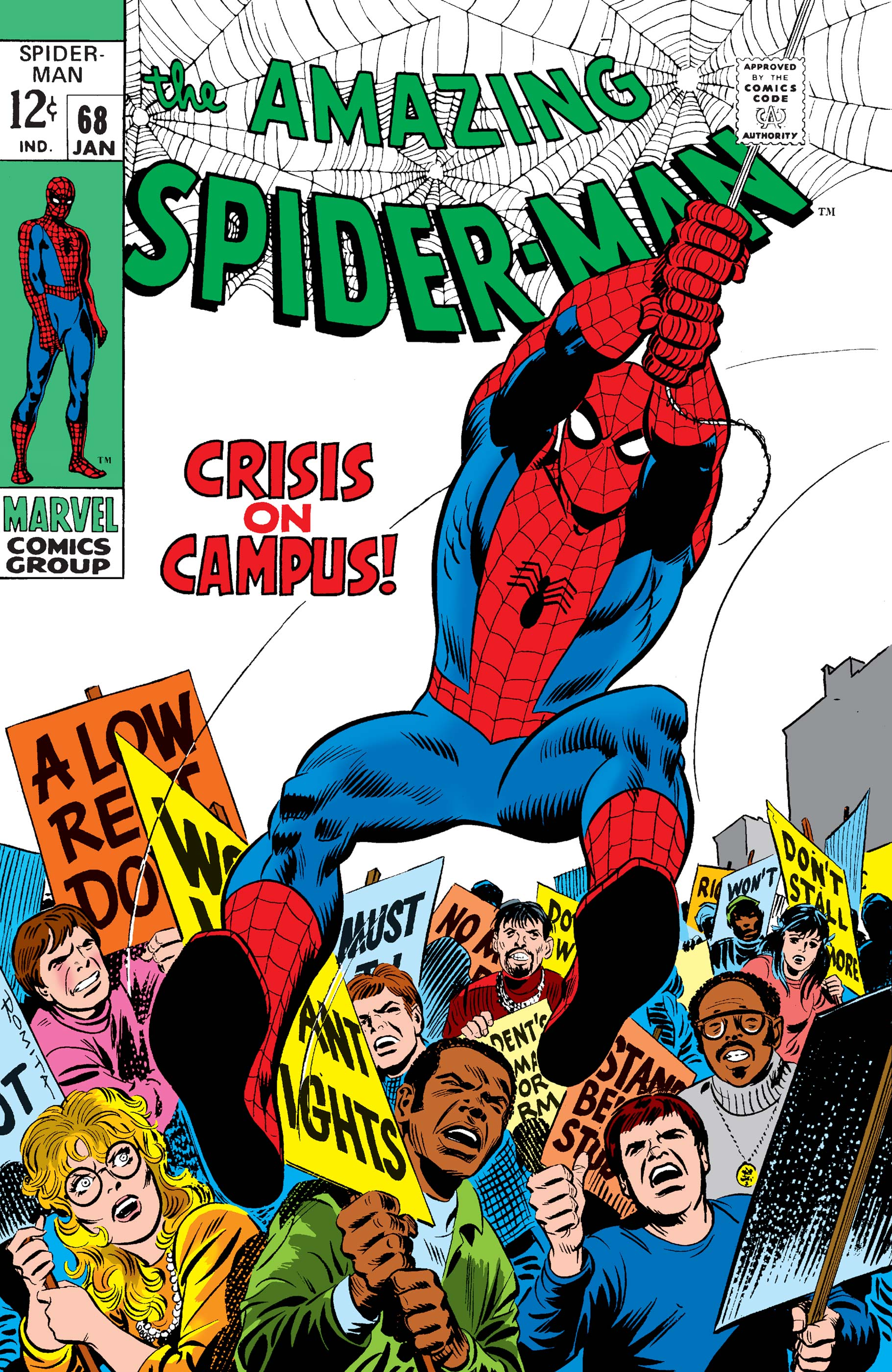 The Amazing Spider-Man (1963) #68