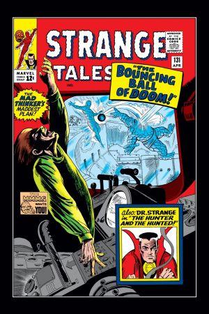 Strange Tales #131