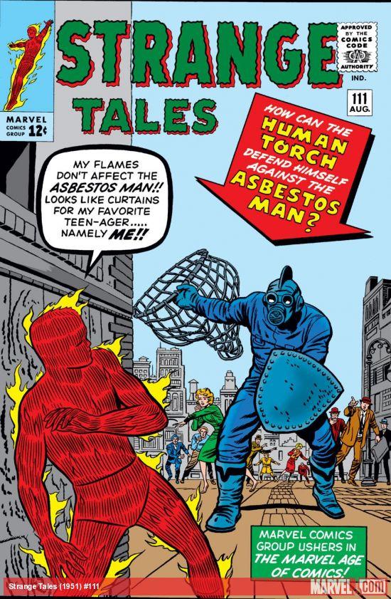 Strange Tales (1951) #111