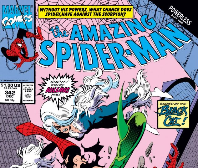 Amazing Spider-Man (1963) #342