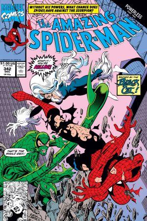 The Amazing Spider-Man (1963) #342