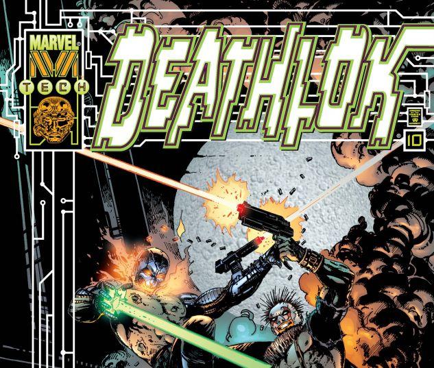 Deathlok (1999) #10