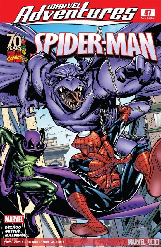 Marvel Adventures Spider-Man (2005) #47