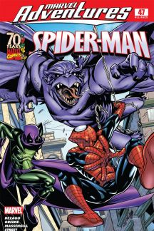 Marvel Adventures Spider-Man (2005) #47