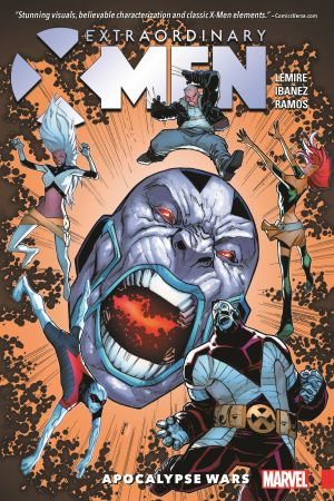 Extraordinary X-Men Vol. 2: Apocalypse Wars (Trade Paperback)