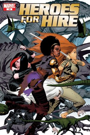 Heroes for Hire #10