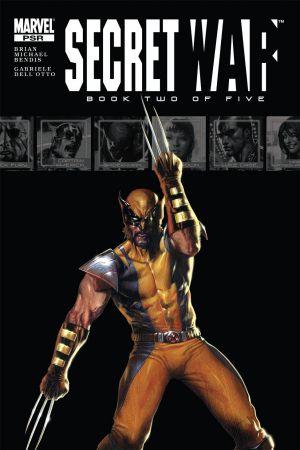 Secret War (2004) #2