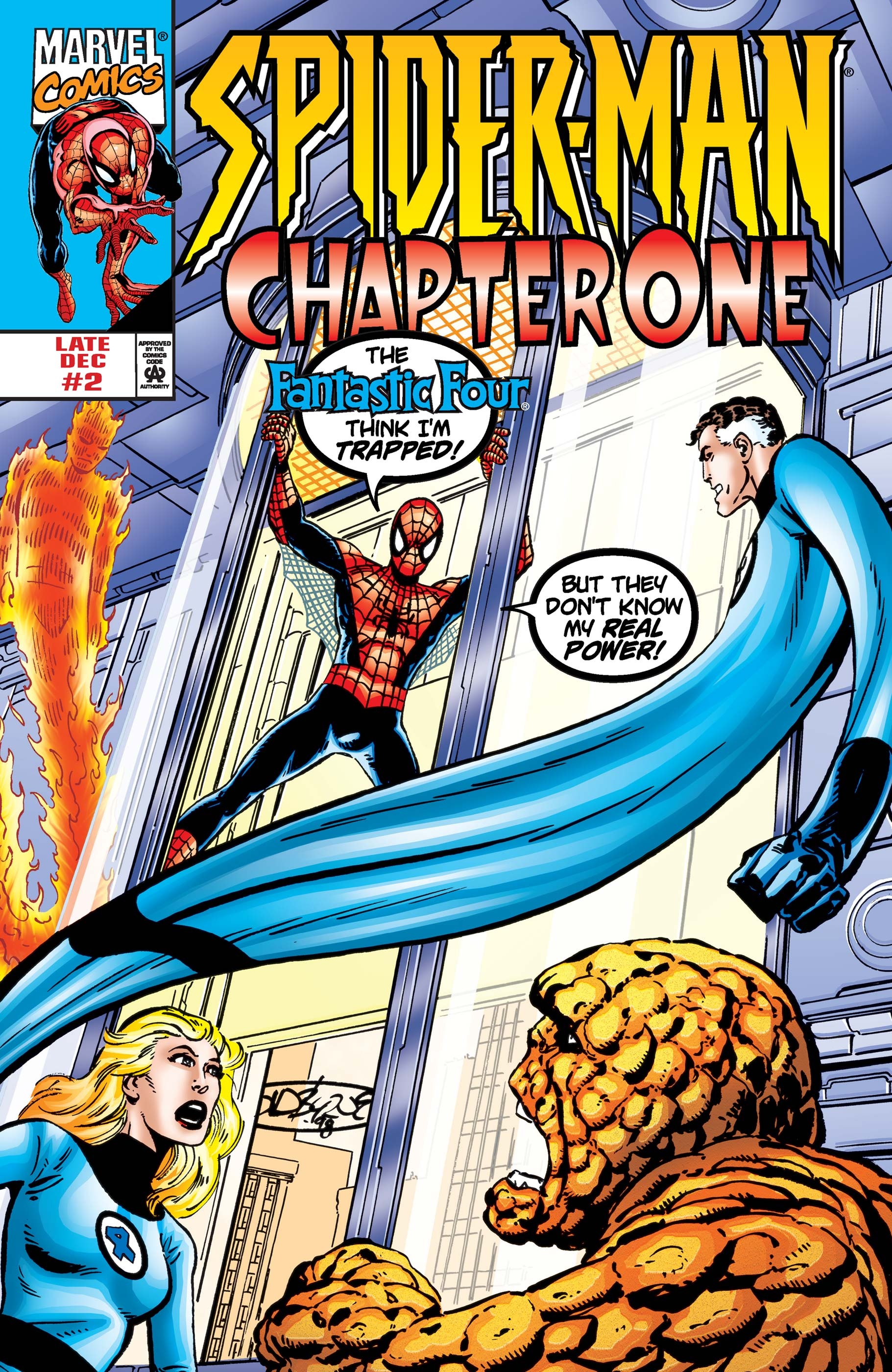 Spider-Man: Chapter One (1998) #2