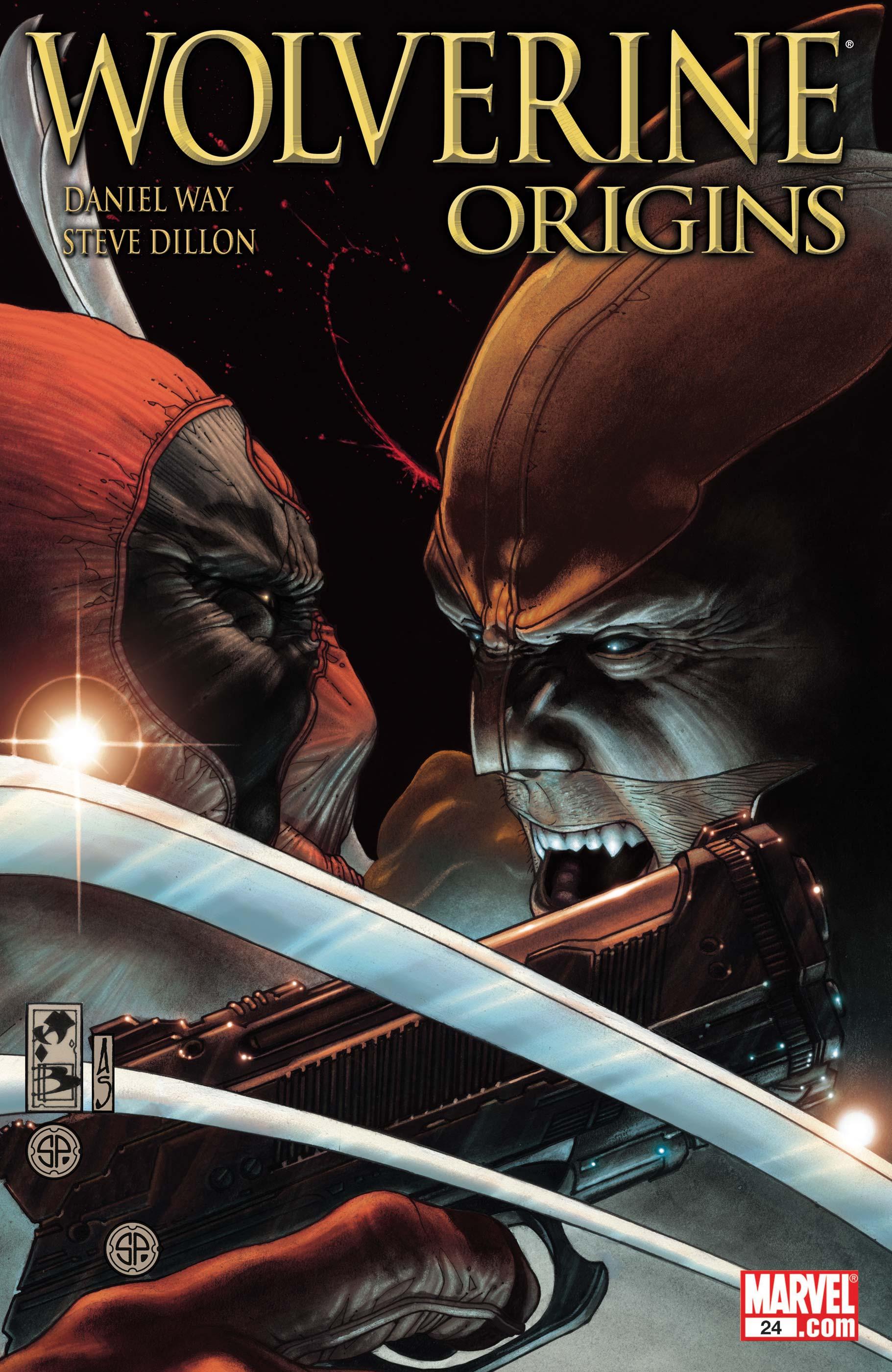 Wolverine Origins (2006) #24
