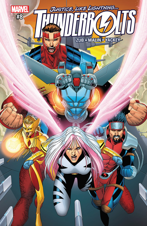 Thunderbolts (2016) #8