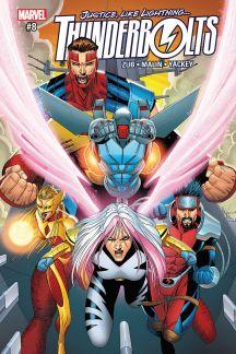 Thunderbolts #8