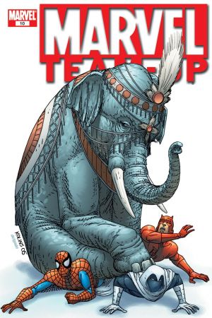 Marvel Team-Up (2004) #10