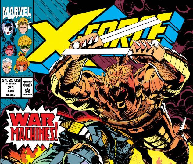 X-Force (1991) #21