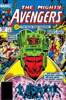 Avengers (1963) #243