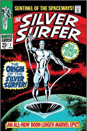 Essential Silver Surfer Vol. 2 (Trade Paperback)