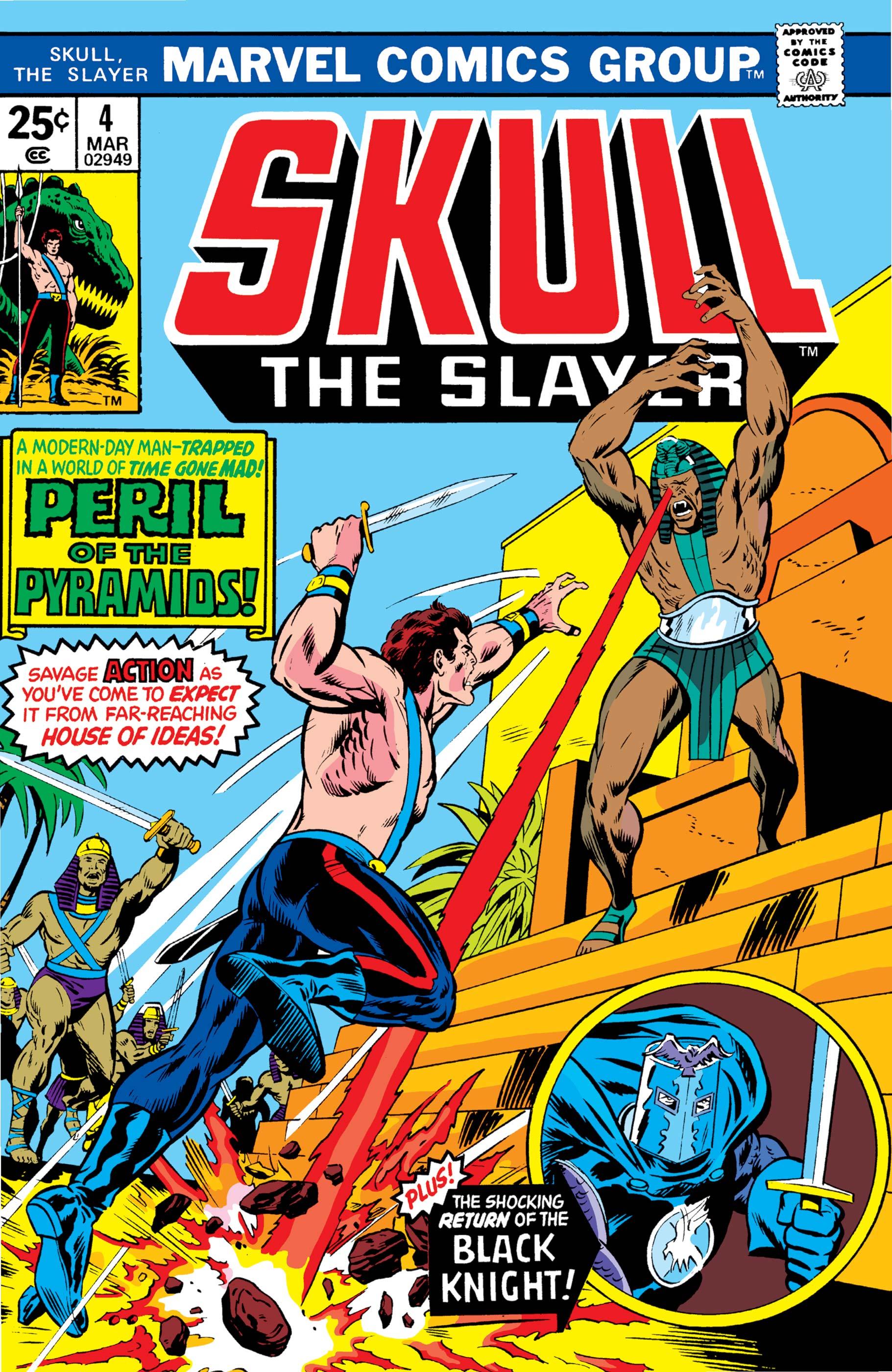 Skull the Slayer (1975) #4