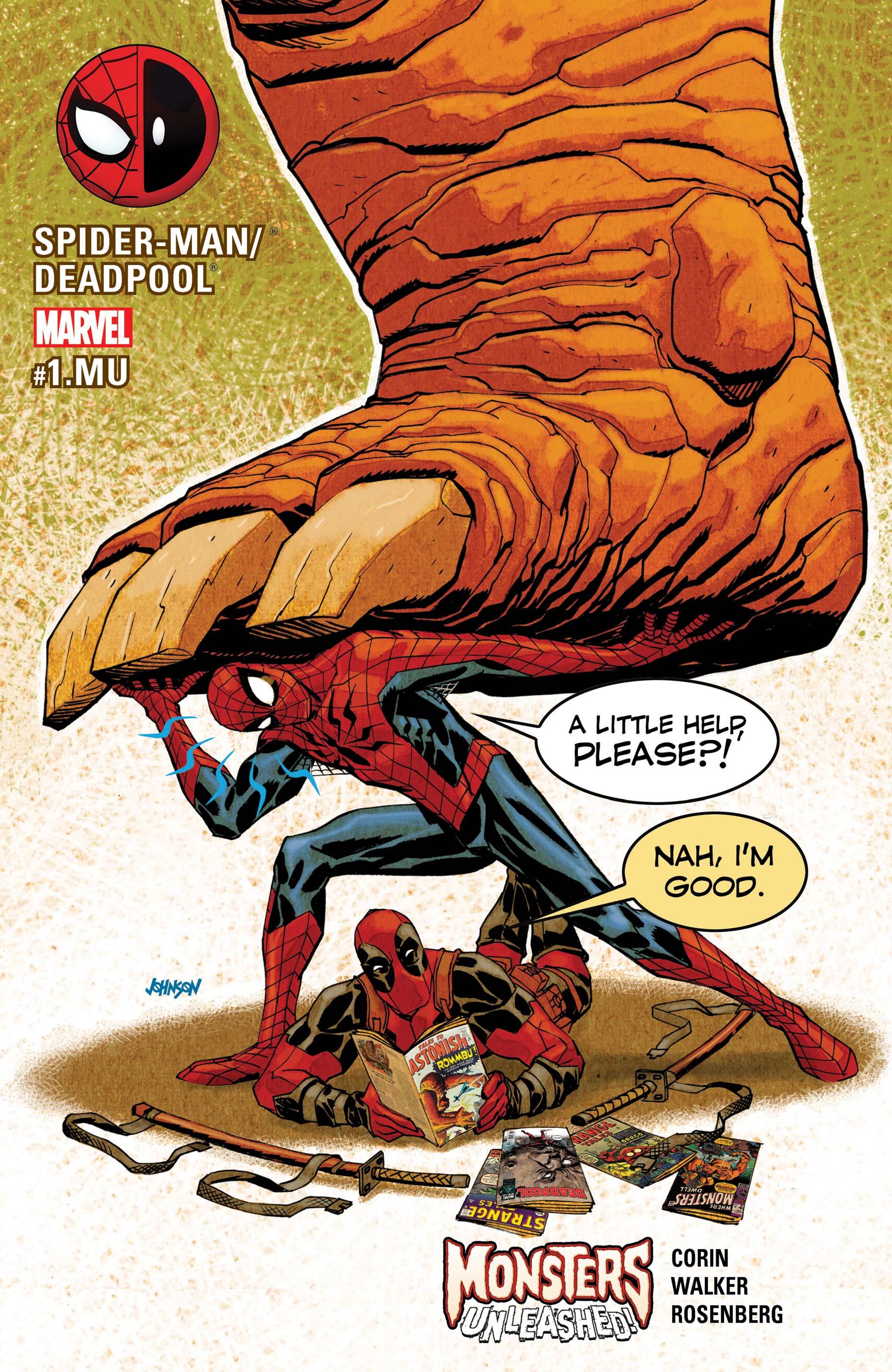 Spider-Man/Deadpool (2016) #1.1