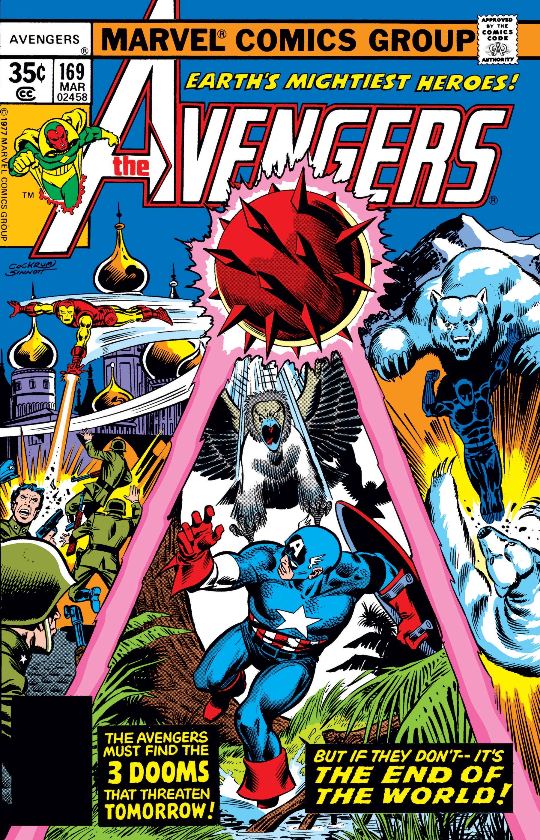Avengers (1963) #169
