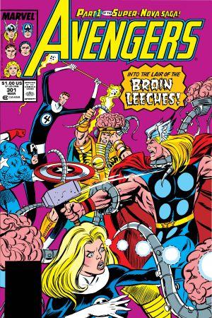 Avengers (1963) #301