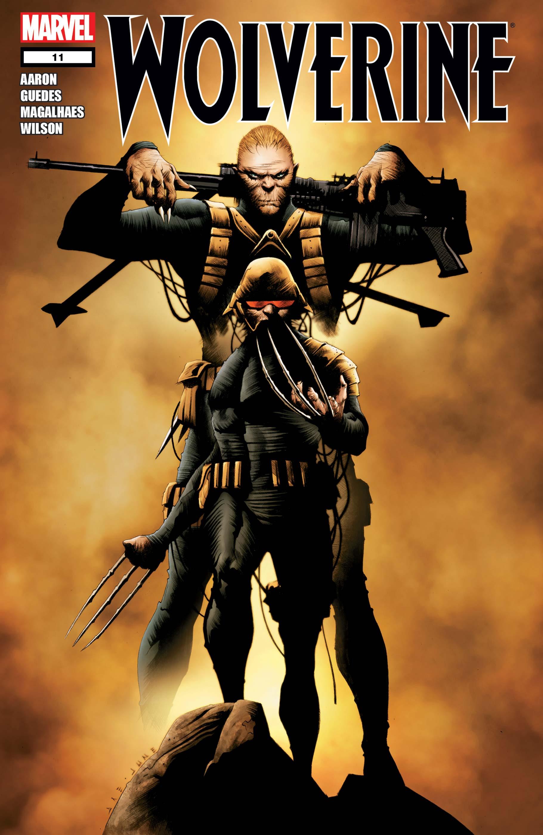 Wolverine (2010) #11