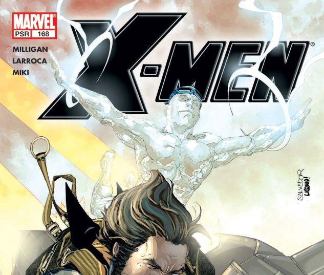 X-MEN (2004) #168
