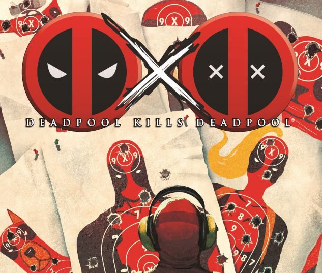 cover from Deadpool Kills Deadpool (2013)