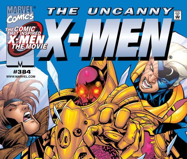 UNCANNY X-MEN (1963) #384