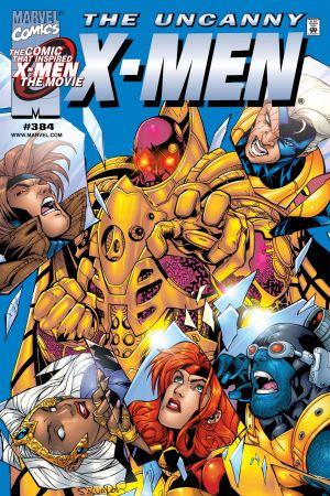 Uncanny X-Men #384