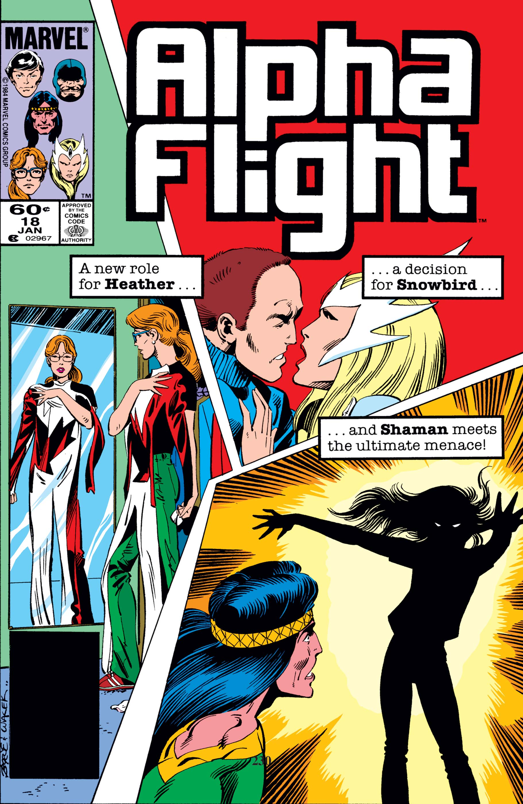 Alpha Flight (1983) #18
