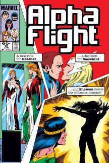 Alpha Flight #18