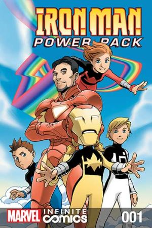 Iron Man and Power Pack (2017)