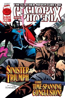 Further Adventures of Cyclops & Phoenix (1996) #4